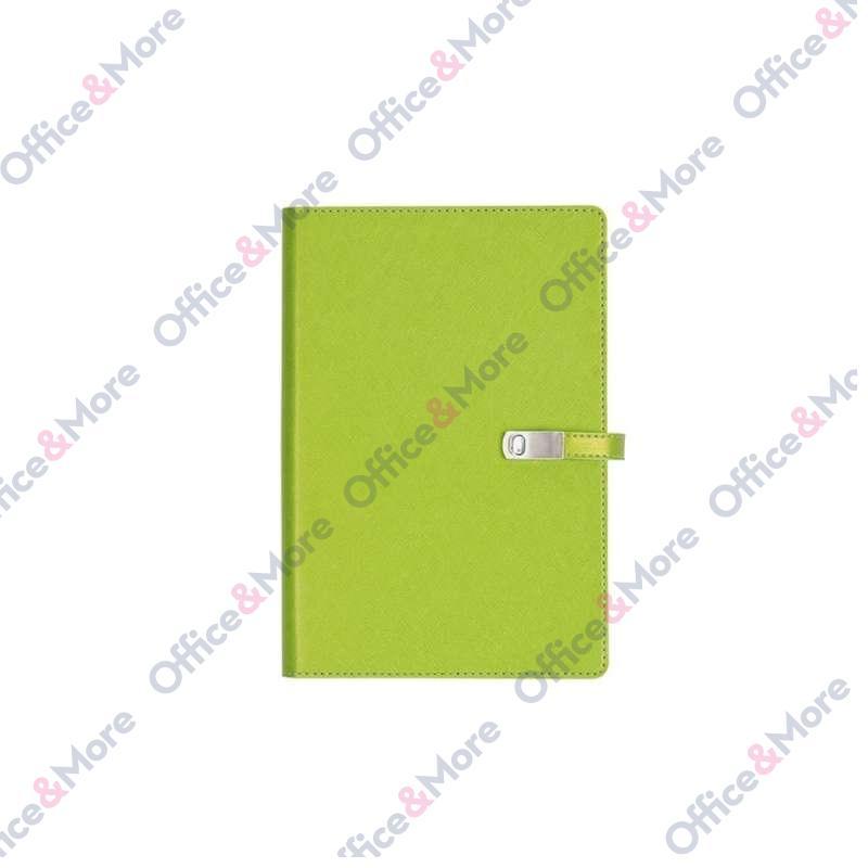 AGENDA ALICANTE A5 APPLE GREEN 101.507.40