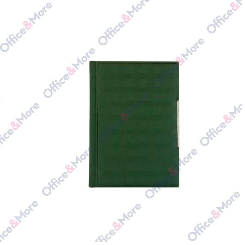 AGENDA LOTUS B5 BOTTLE GREEN 105.804.45