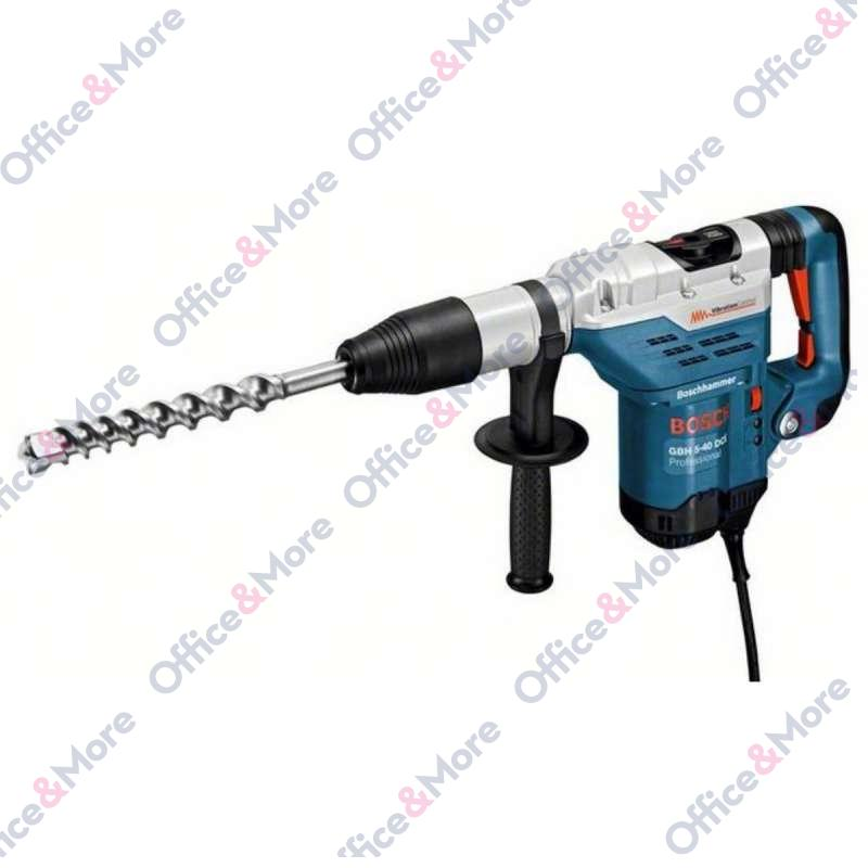 BOSCH GBH 5-40 DCE Elektropneu.čekić za bušenje